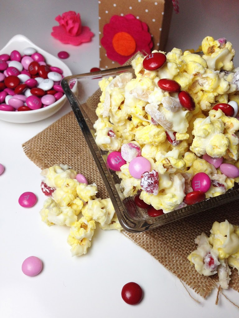 White Chocolate Cranberry Cupid Crunch