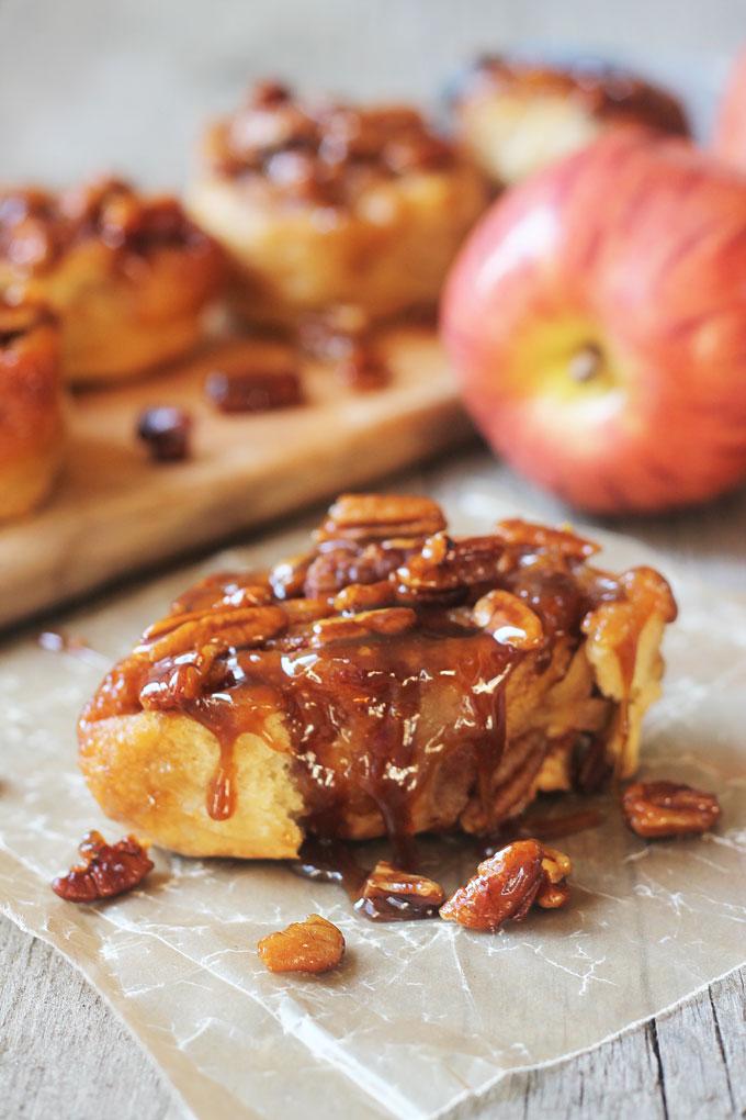 Apple Cinnamon Sticky Buns