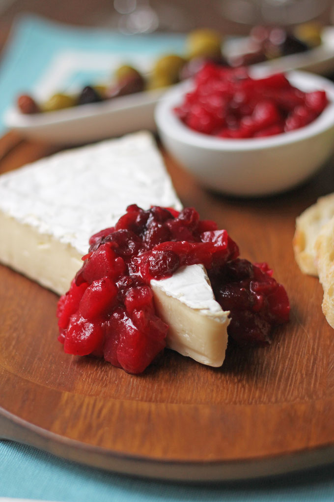 Cranberry-Pear-Chutney-with