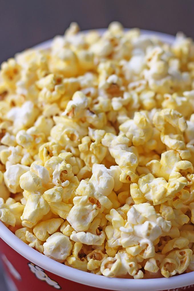 Popcorn-Snack