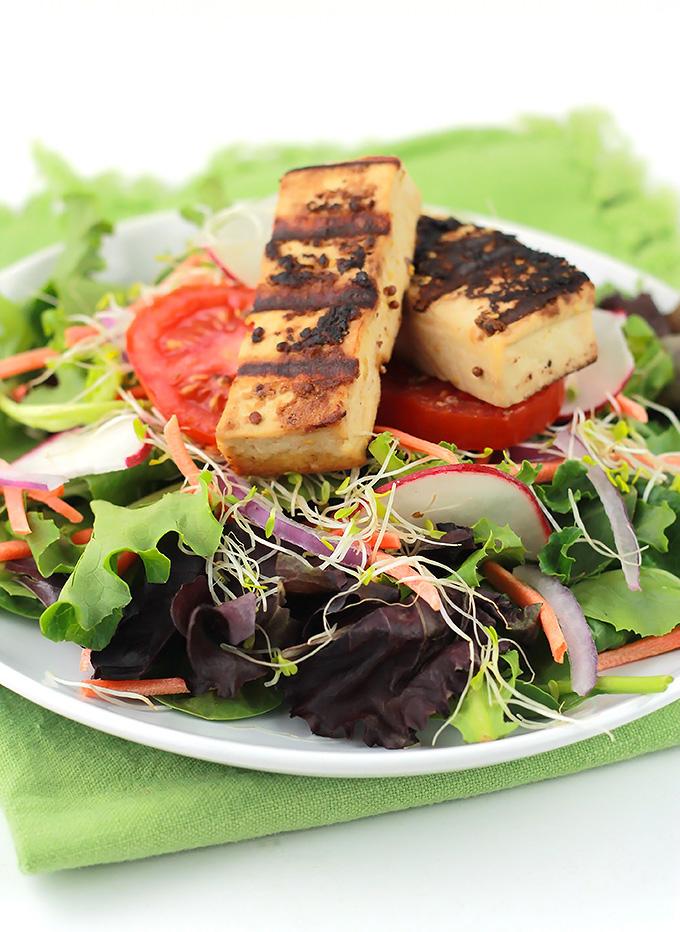 Grilled-Tofu-Salad