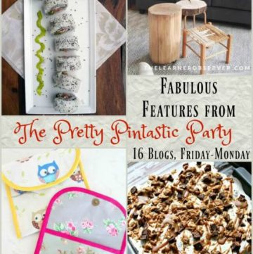 Happy Friday and welcome to the Pretty Pintastic Party!