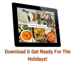 Healthy Holiday Sides!