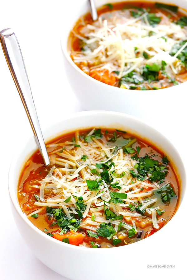 Whether you like it hearty or smooth and creamy these 10 Delicious Vegetarian and Vegan Soups are the prefect fix for warming you when you are chilled to the bone.