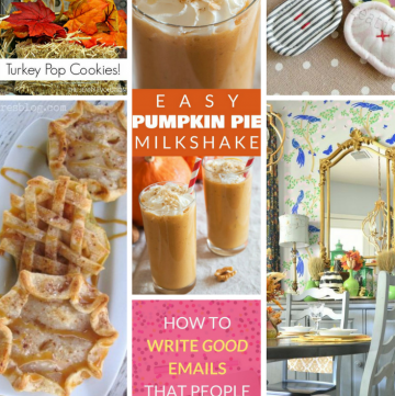 Welcome to Pretty Pintastic Party #182 & Weekly Features that can help you get ready for the holidays.
