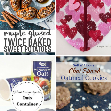 Welcome to Pretty Pintastic Party #193 & the Weekly Features! This week features are tasty treats, craft projects. Check them out along with the other links below and have yourself an awesome weekend!