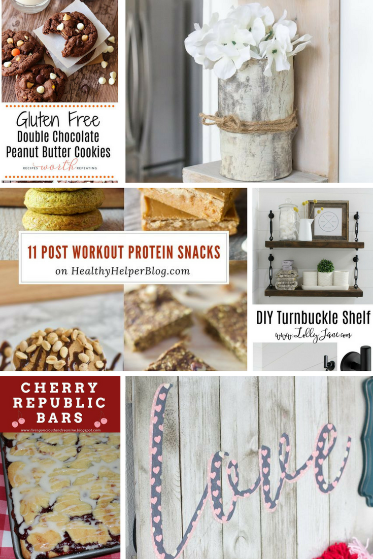 Welcome to Pretty Pintastic Party #194 & the Weekly Features. Get busy creating some beautiful crafts or tasty treats for your sweetheart. Check out the features along with the other links below and have a super weekend!